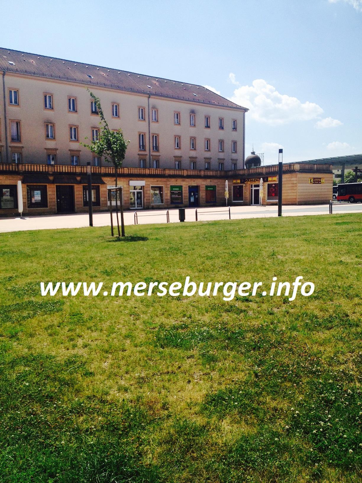 Busbahnhof-Platz-Merseburg