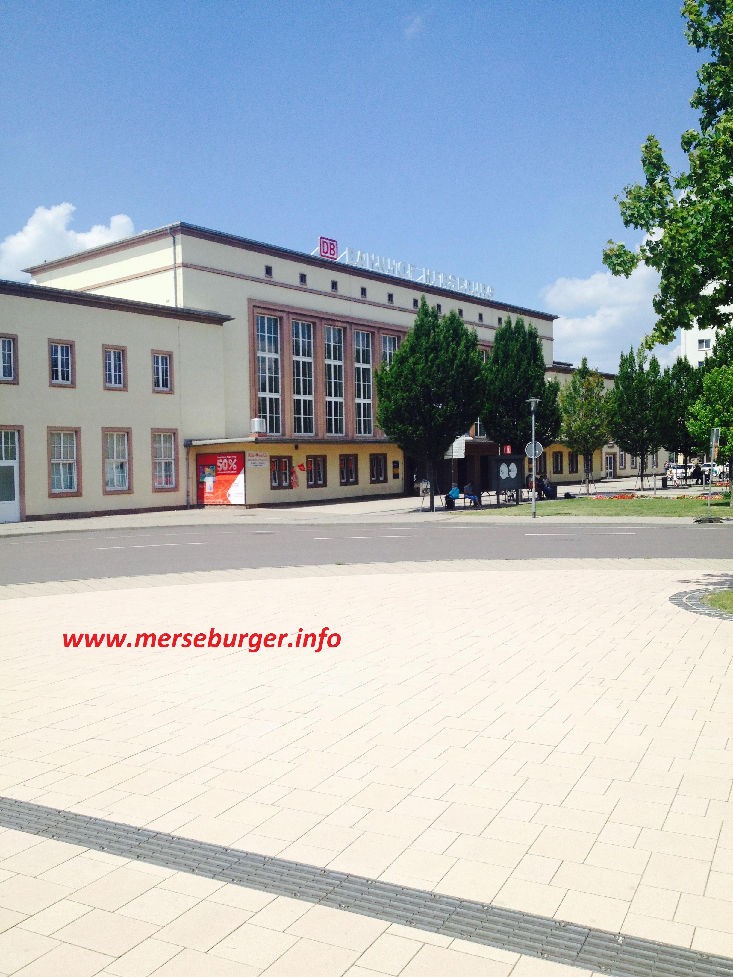 Merseburg Bahnhof